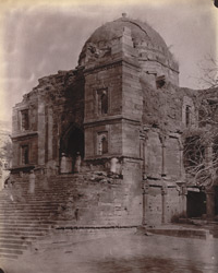 South gateway of the Jami Masjid, Jaunpur.
